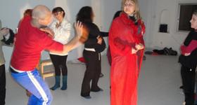 'Building up a role' workshop with Marios Ioannou 'ΦΤΙΑΧΝΟΝΤΑΣ ΕΝΑ ΡΟΛΟ' με το Μάριο Ιωάννου (Ιανουάριος-Φεβρουάριος 2011), by RED STAGE THEATRE